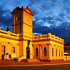Deniliquin Town Hall by Darren Stones