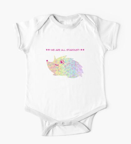We are all stardust One Piece - Short Sleeve