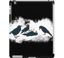 Murder of Crows iPad Case/Skin