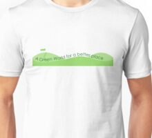 Green World Unisex T-Shirt