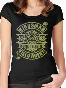 Kingsman Women's Fitted Scoop T-Shirt