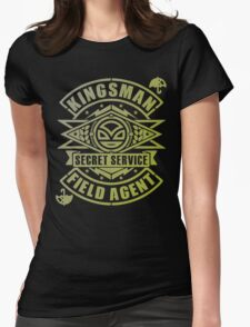 Kingsman Womens Fitted T-Shirt