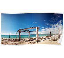 Hamelin Bay, Western Australia Poster