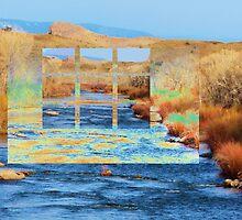 Rio Grande Composite Landscape by Peter Berry