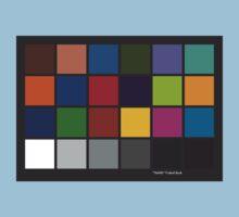 Color Checker Chart Kids Tee