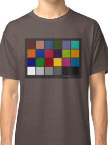 Color Checker Chart Classic T-Shirt
