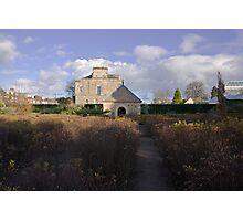 Queen Elizabeth Garden Photographic Print