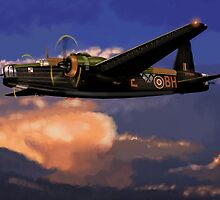 Outward Bound: 303 Squadron Vickers Wellington by coldwarwarrior