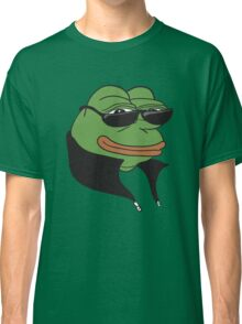 Cool Pepe t-shirt - Pepe the Frog Classic T-Shirt
