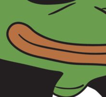 Cool Pepe t-shirt - Pepe the Frog Sticker