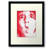 O n e F i s h , T w o F i s h . . . Framed Print