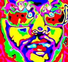 Lenny Kravitz by Jacek Glowacz