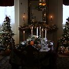 Christmas Dinner At The Mansion by kkphoto1