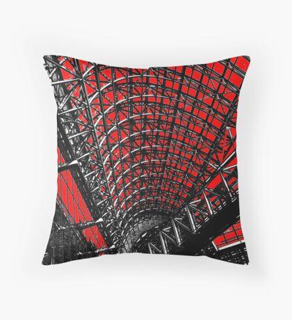 Japan Noir 7 Throw Pillow