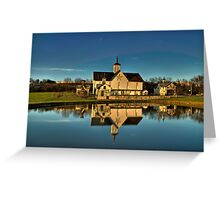 Star Barn-Middletown, PA Greeting Card