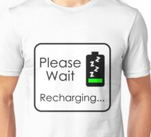 Charge time Unisex T-Shirt
