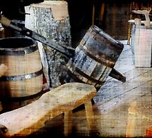 Woodworking in a Whaling Village by RC deWinter