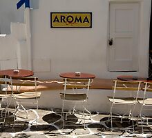 Aroma Cafe by phil decocco