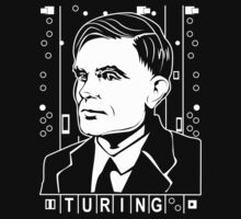 Alan Turing Tribute by maikel38