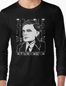 Alan Turing Tribute Long Sleeve T-Shirt
