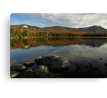 A view from Kidney Pond, Baxter SP Canvas Print