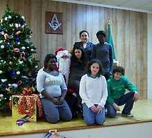 Alki Lodge Santa 2315 by Kristin Bennett