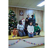 Alki Lodge Santa 2315 Photographic Print
