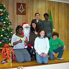 Alki Lodge Santa 2316 by Kristin Bennett