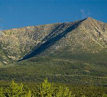 Mt. Katahdin  by Alana Ranney