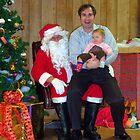 Alki Lodge Santa 2336 by Kristin Bennett