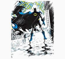 Batman in a rainy night T-Shirt