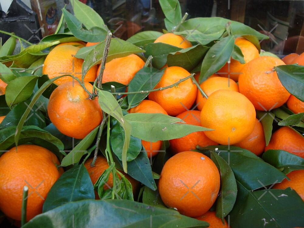Oranges anyone for oranges... Corfu has loads!! by fruitcake