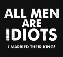 All Men Are Idiots Funny Tees Humor T-Shirt Epic Tee by maikel38
