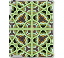 Kaleidoscope Abstract Multicolored Pattern iPad Case/Skin