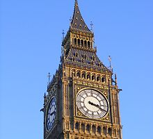 Big Ben by Ian Richardson