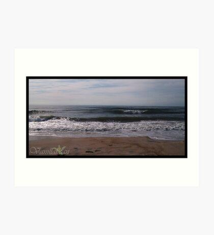 Atlantic Horizon Art Print