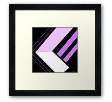 Tuxedo Ride Framed Print