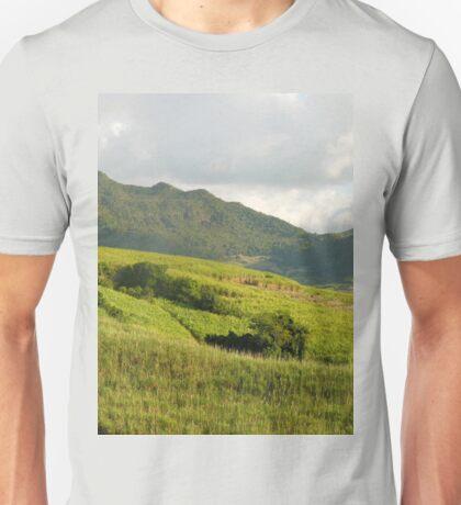 an inspiring Mauritius landscape Unisex T-Shirt