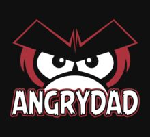 Angry Dad Funny TShirt Epic T-shirt Humor Tees Cool Tee by maikel38