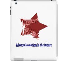 Future Motion iPad Case/Skin