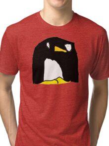 Dave the Penguin Tri-blend T-Shirt