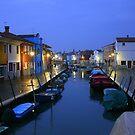 Italy - Venezia - Burano by Thierry Beauvir