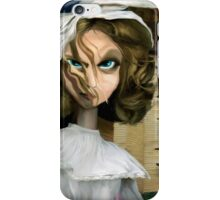 Dollhouse  - Gothic Art iPhone Case/Skin