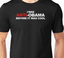 Anti Obama Cool Funny TShirt Epic T-shirt Humor Tees Cool Tee Unisex T-Shirt