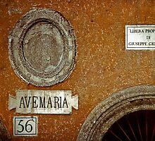 Ave Maria by Barbara  Corvino