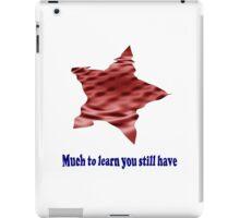 Learn Have iPad Case/Skin