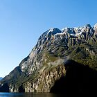 Milford Sound, New Zealand by Anthony and Kelly Rae