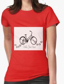 Follow Your Heart - Bicycle T-Shirt