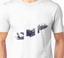Plane cut Unisex T-Shirt