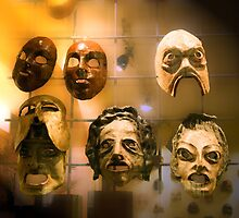 The Masks by Bradley Old